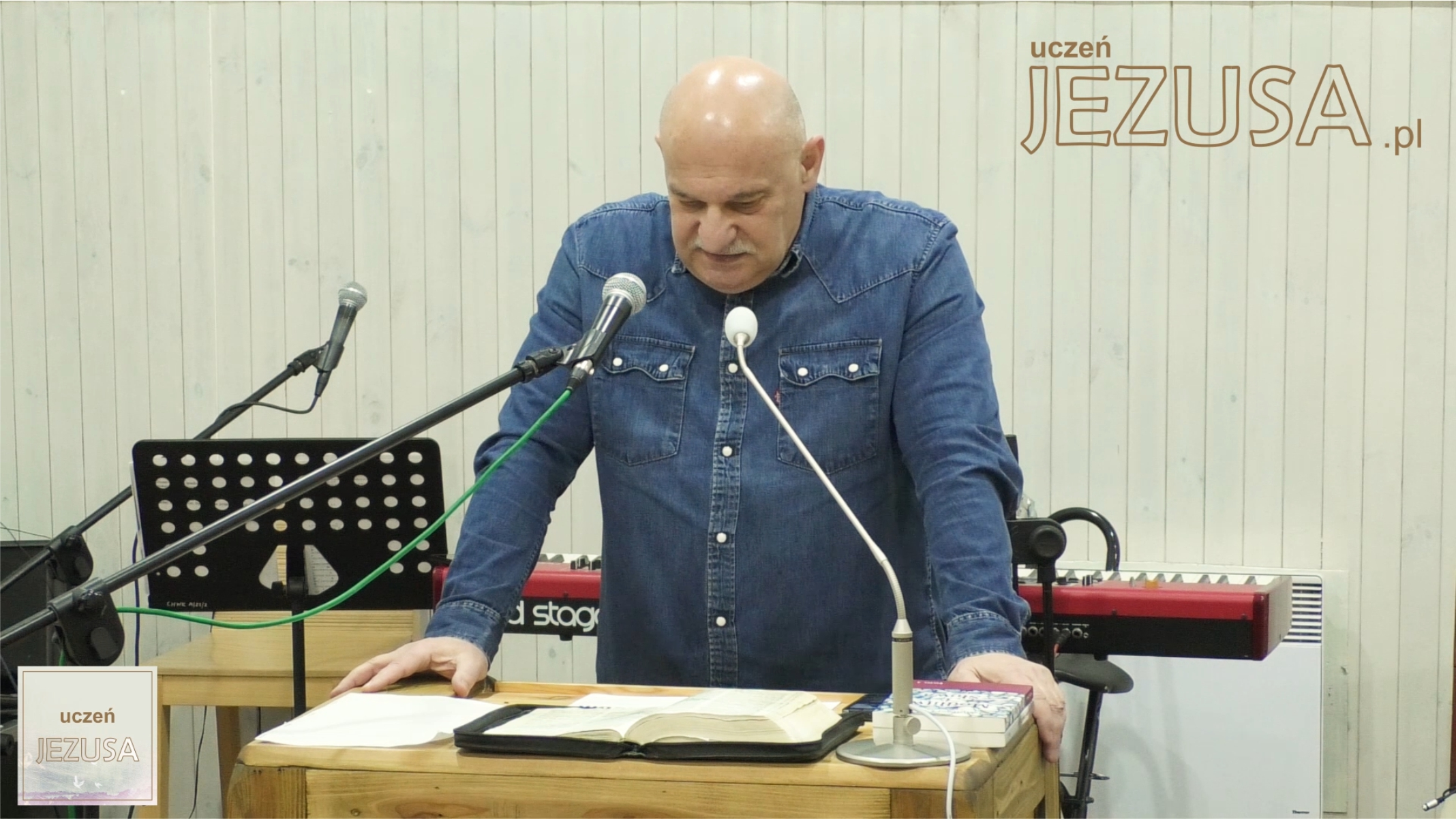 Kaznodzieja wierzący Bogu