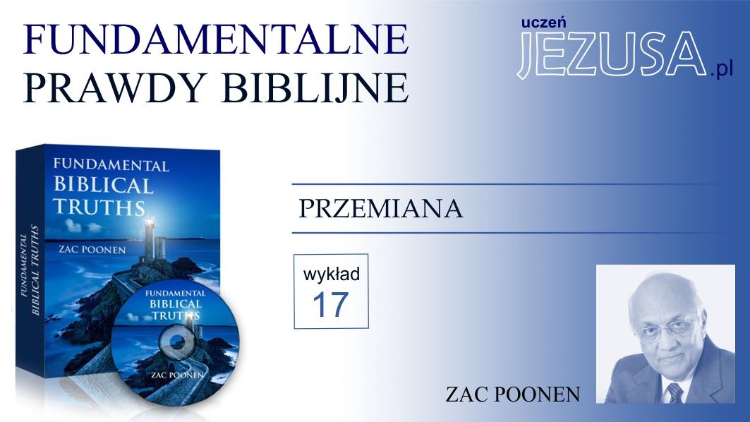 Przemiana – Zac Poonen