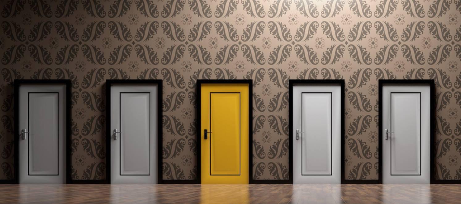 Zaufaj Bogu, aby otworzył ci właściwe drzwi