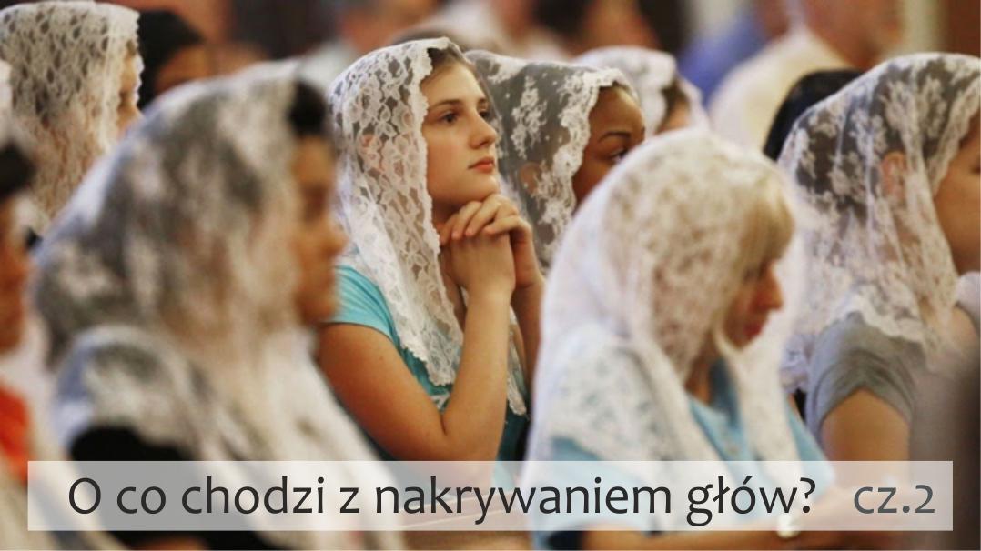 O CO CHODZI Z NAKRYWANIEM GŁÓW cz.2