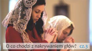 O CO CHODZI Z NAKRYWANIEM GŁÓW cz.3